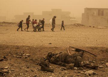 Estado Islâmico reconquista Palmira oito meses depois