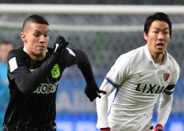 Kashima vence o Atlético Nacional por 3 a 0 e está na final