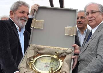 "A ""gentileza"" da OAS que levou o acervo de presentes de Lula para a Lava Jato"
