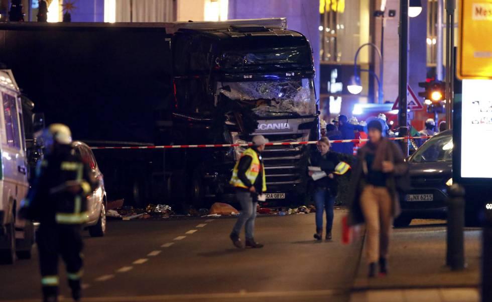 Resultado de imagem para atentado alemanha caminhao