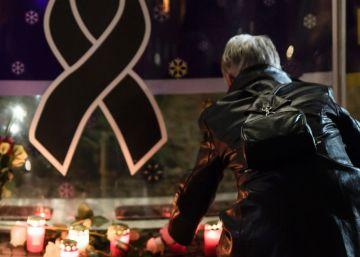 Tensão aumenta com a surpresa de que o autor do atentado continua foragido
