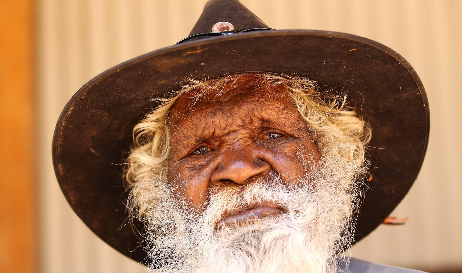 Tommy George, que morreu em julho, era o último falante de awu laya, uma língua aborígene da Austrália.