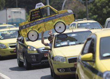 O verão derrete a lua de mel dos cariocas com o Uber