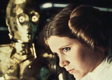 Morre Carrie Fisher, a princesa Leia de 'Star Wars'