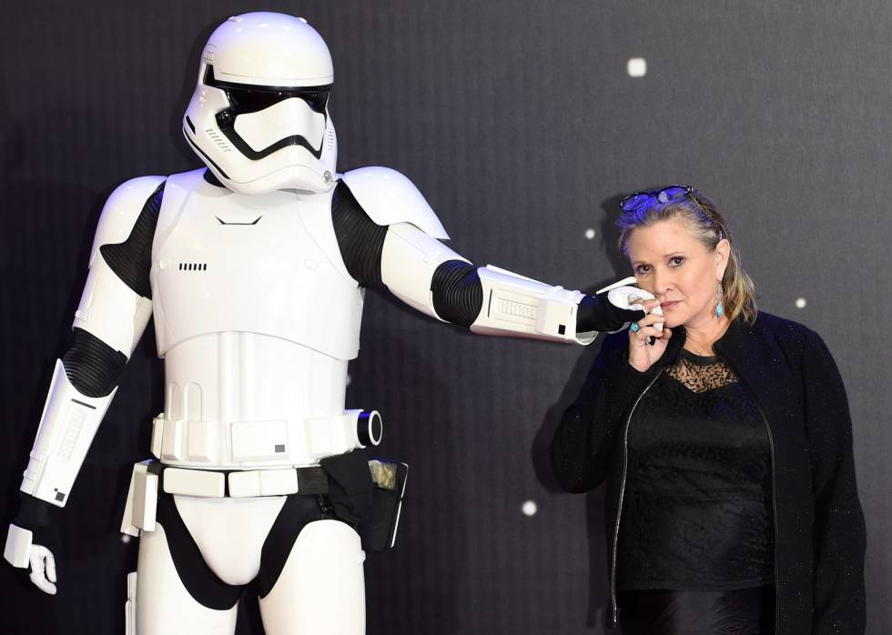 Morre Carrie Fisher