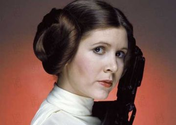 Leia, a princesa que nunca precisou ser resgatada