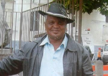 Luiz Carlos Ruas, o Índio, em foto de arquivo pessoal