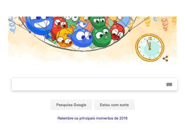 Ano Novo 2017: Google começa a contagem regressiva