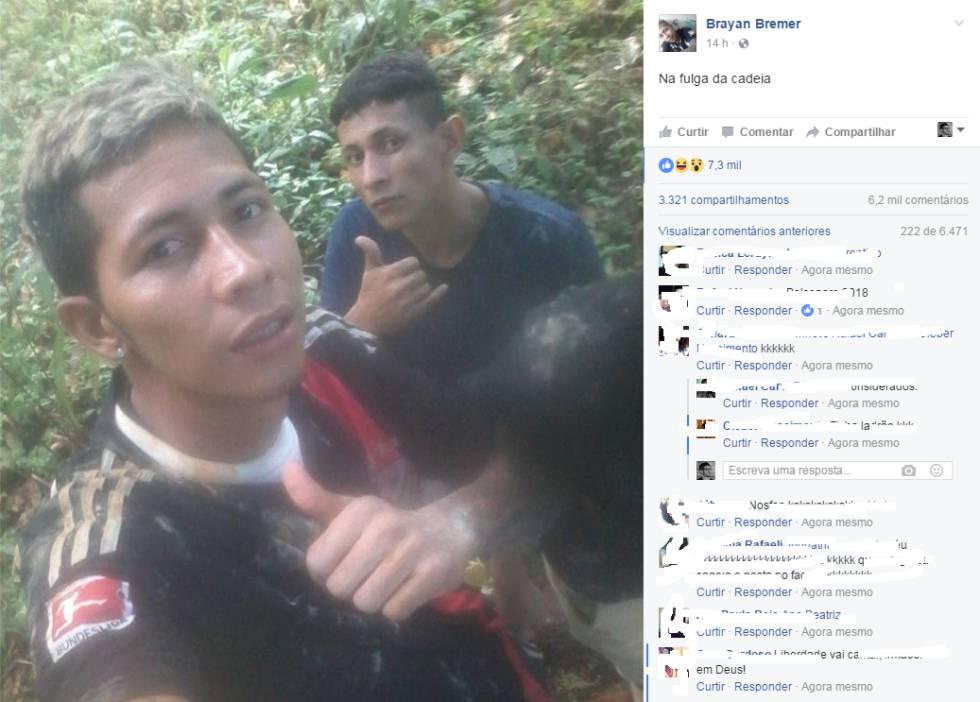 Massacre em presídio de Manaus deixa 55 detentos mortos