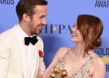 'La La Land' quebra recordes e leva sete Globos de Ouro