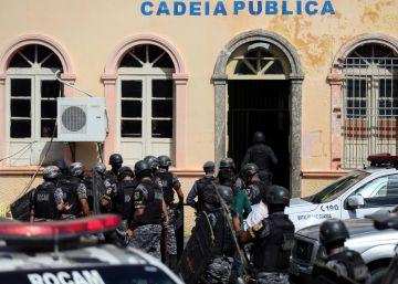 """Cadeia que """"isolava"""" presos do PCC registra quatro mortes em Manaus"""