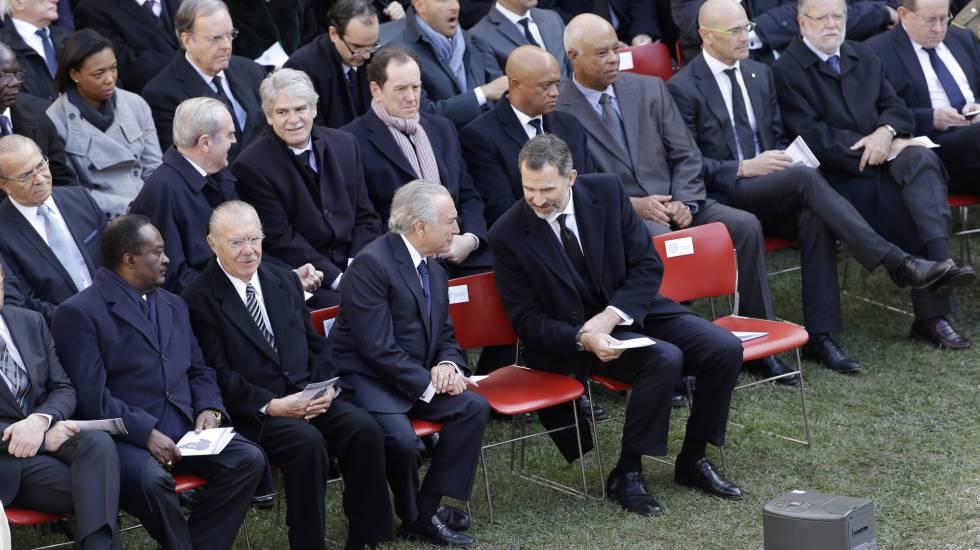 Funeral de Mario Soares