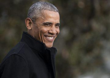 Barack Obama, no início e no fim de sua gestão