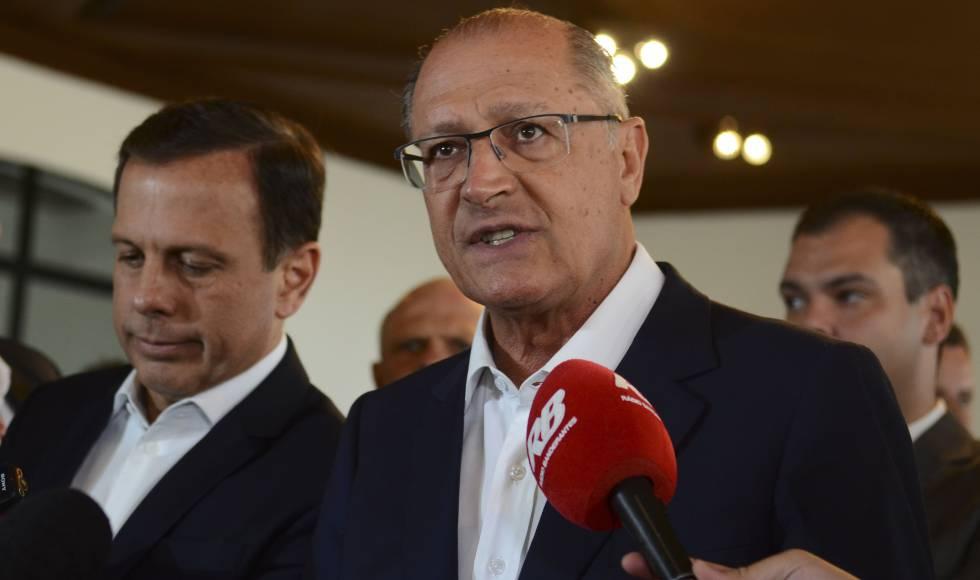 Justiça suspende aumento da tarifa Geraldo Alckmin