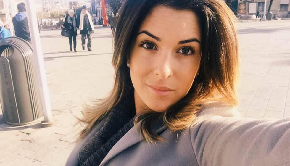 Ex-namorado ataca modelo italiana com ácido