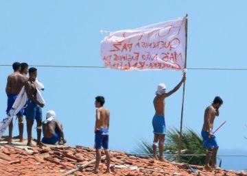Presídio do Rio Grande do Norte tem nova rebelião após a morte de 26 no sábado