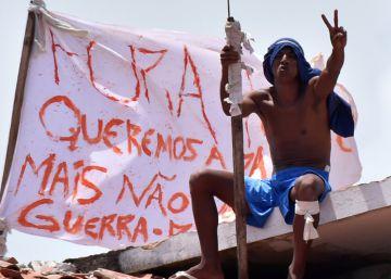 Penitenciária do Rio Grande do Norte vira campo de guerra em contagem regressiva