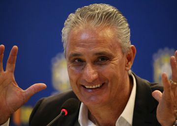 Tite convoca seleção para amistoso contra a Colômbia