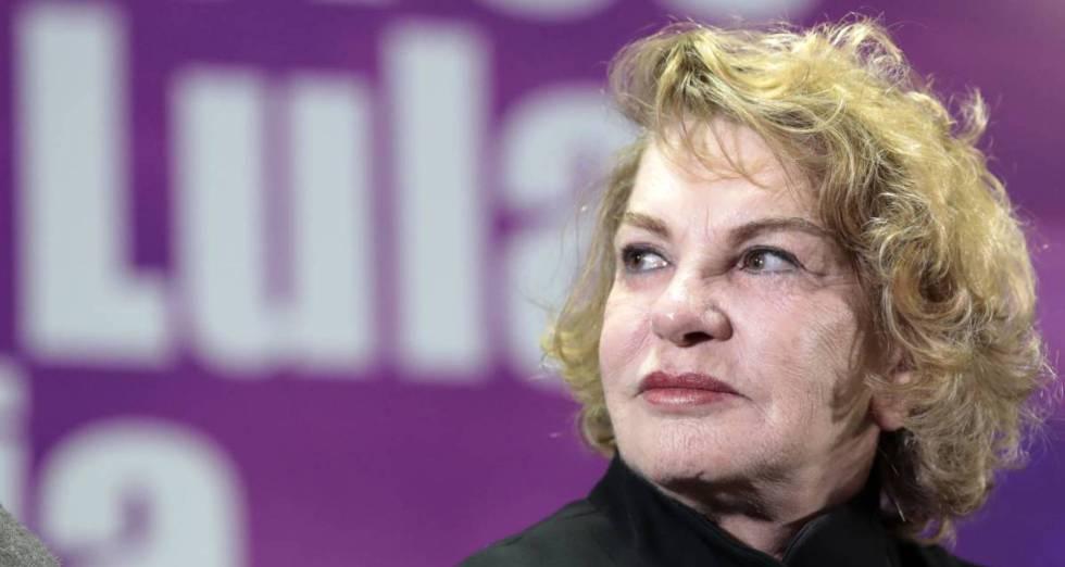 A ex-primeira dama Marisa Letícia Lula da Silva