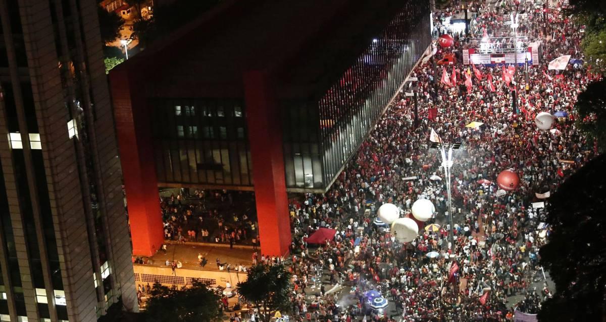 As ruas do Brasil voltam a se agitar, agora contra a reforma da Previdência