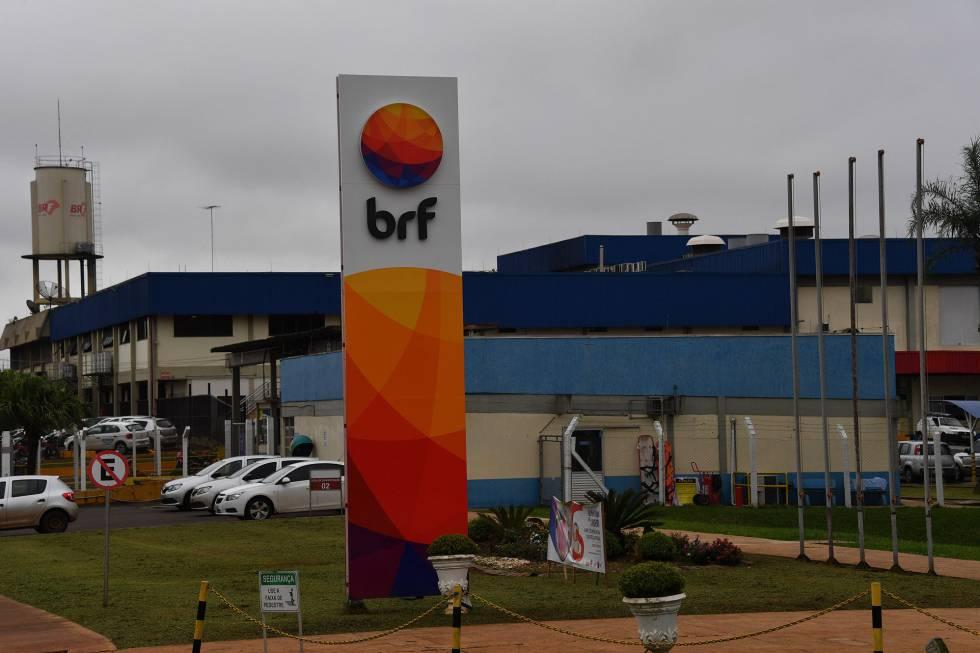Fábrica da BRF em Chapecó (SC), um dos alvos da operação Carne Fraca.