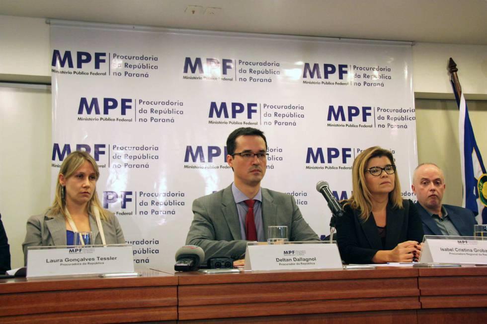 Lava Jato apresenta seu primeiro processo contra um partido político
