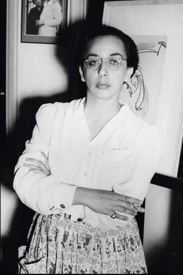 Lotta de Macedo Soares, companheira de Elizabeth Bishop durante 14 anos.