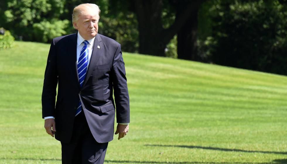 """""""É a maior caça às bruxas na história da América"""", diz Trump sobre nomeação de promotor especial"""