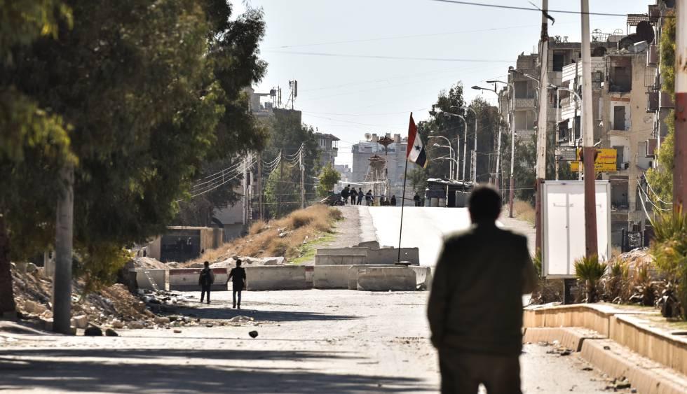 Os senhores da guerra acumulam fortunas na Síria