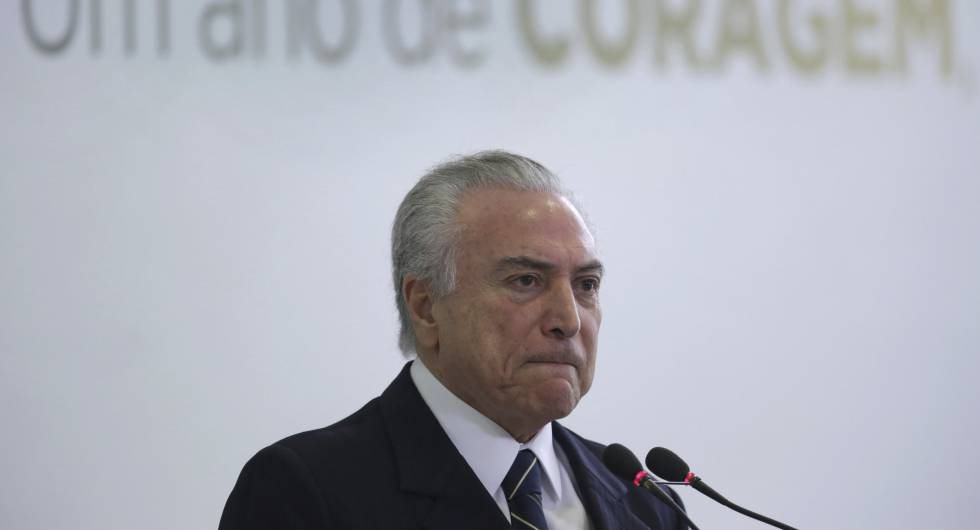 Pedido de impeachment de Michel Temer