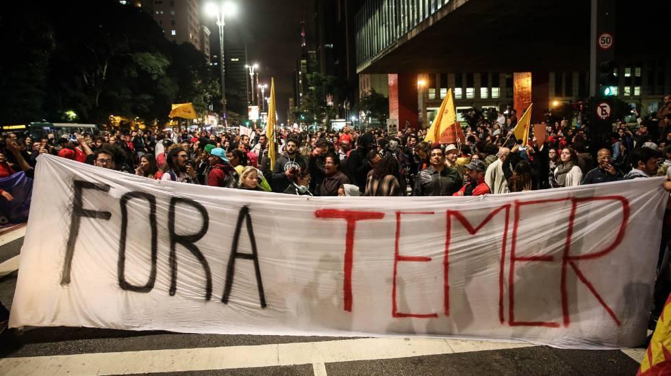"""Os pedidos de """"Diretas Já"""" voltam à avenida Paulista"""