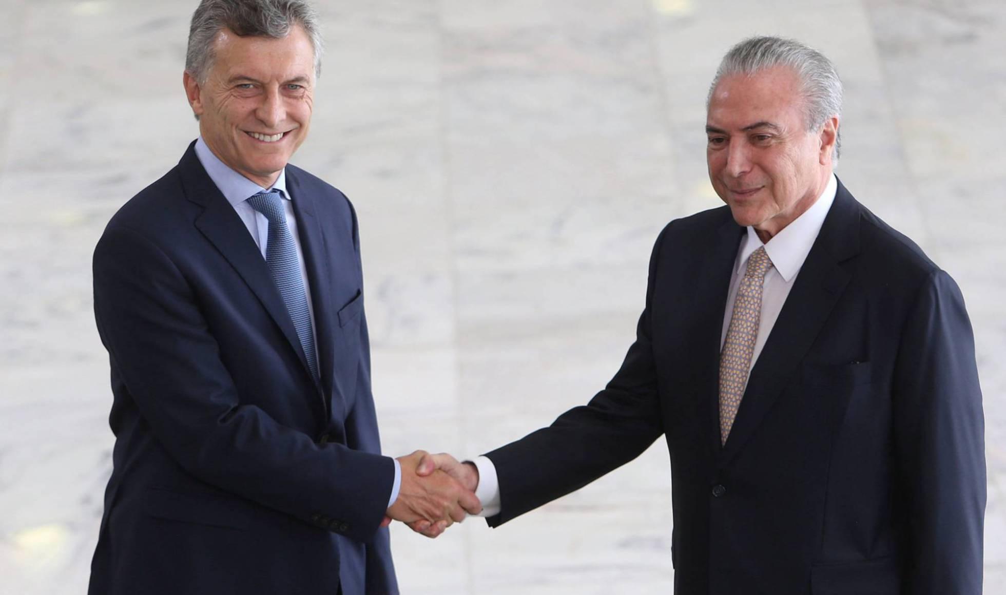 Argentina treme diante da crise brasileira