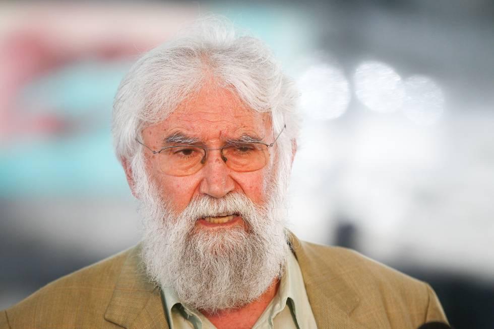 O teólogo e escritor Leonardo Boff em 2014