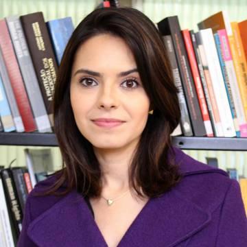 A socióloga Ariadne Natal.