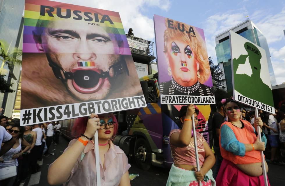 parada gay 2017