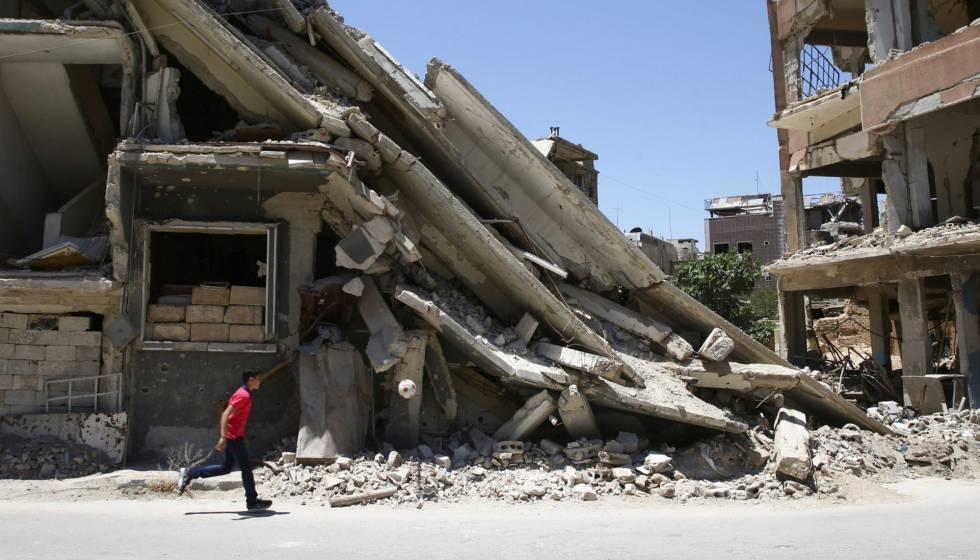 EUA acusam Síria de preparar outro ataque químico e ameaçam represálias
