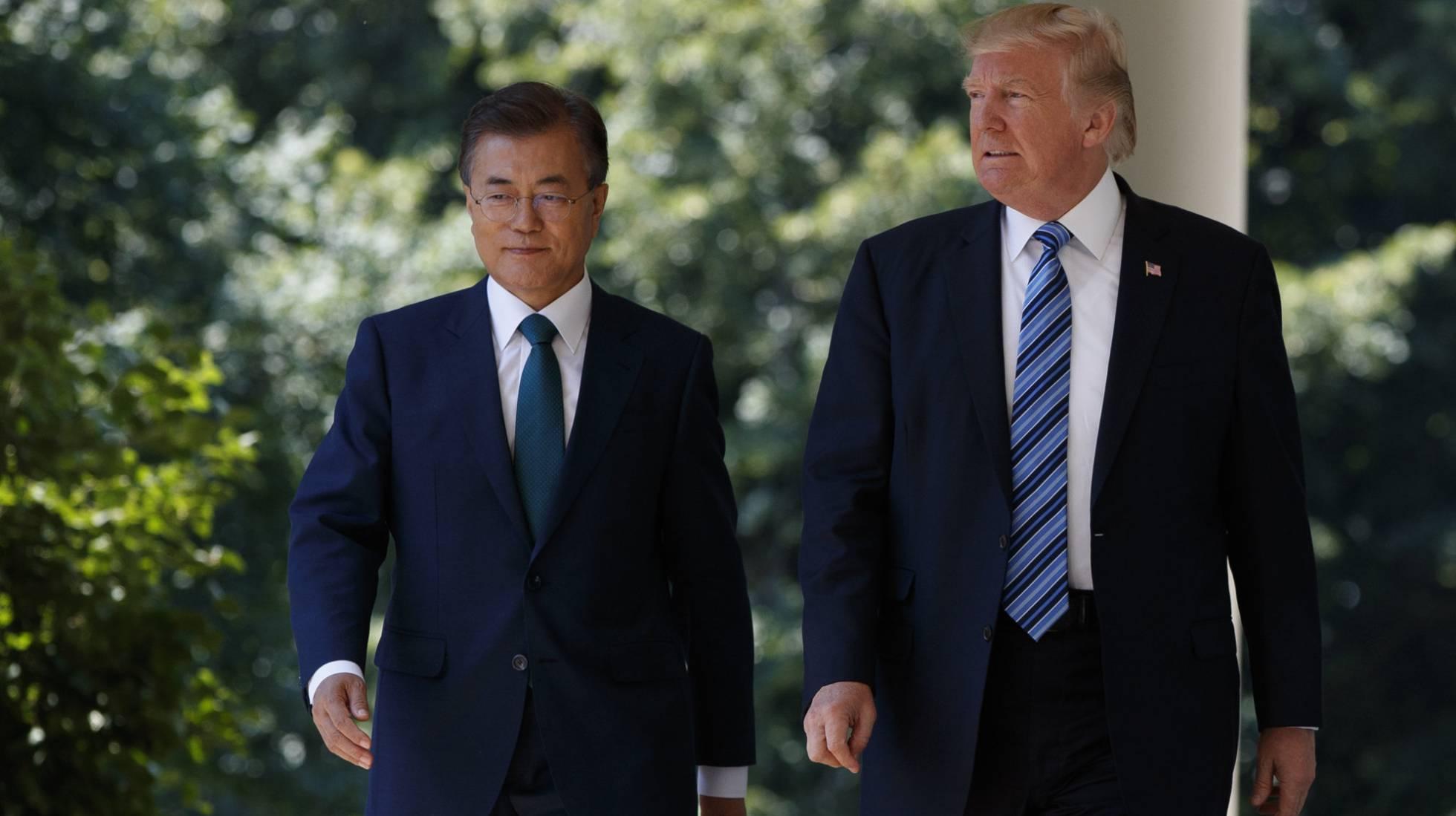 """Trump ameaça a Coreia do Norte: """"Nossa paciência acabou"""""""