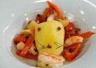 'Lleó menja gamba', l'Ecce Homo de la cuina espanyola