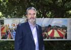 Sociedad Civil denuncia una estelada en un colegio de Vilanova i la Geltrú