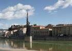 Demanda contra Tortosa por conservar el monumento franquista