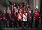 Colau quiere rebajar el sueldo de los jefes de la oposición 22.200 euros