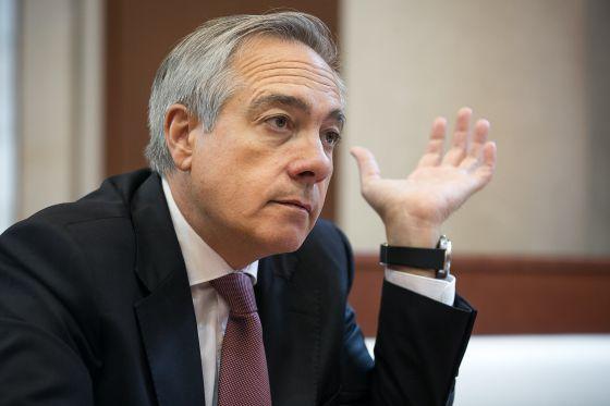 El ex primer secretario del PSC Pere Navarro