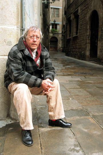 Carles Hac Mor, en Barcelona el 2002.