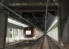 El metro al aeropuerto prevé captar 23 millones de viajeros