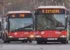 Els autobusos de TMB redueixen el servei al 20% per la vaga