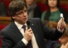 Puigdemont avisa que sense Pressupostos no es podrà aplicar el pla de xoc