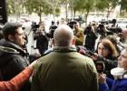 El padre del exalumne que ha destapado el caso este sábado al juzgado.