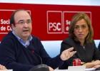 El PSC cierra filas con Sánchez en su negociación para La Moncloa