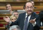 Iceta dice que Cataluña pierde más que España sin Pedro Sánchez