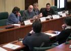 Arranca la comisión del proceso pendiente del Constitucional